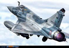 French Air Force Dassault Mirage 2000-5F