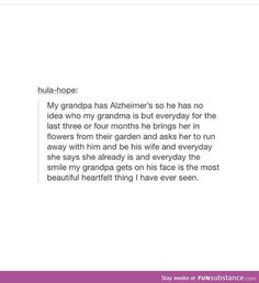 Sweetest thing ever