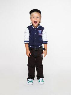Luźne spodnie dla chłopca, #boyswear