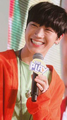 Precious smile of TEN