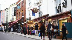 London Marktes