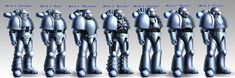 Astartes Armor (Standard modifications) by TheMaestroNoob.deviantart.com on @DeviantArt