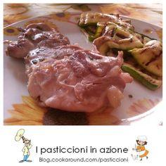 #Coscia di #pollo alla griglia #ipasticcioniinazione
