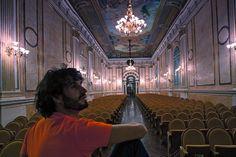 Quiero venir de concierto aquí! A la Sala Mª Cristina