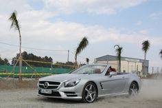 Mercedes-Benz SL 500 Edition 1 2012