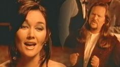 Lari White & Travis Tritt Pine Over Lost Love In Passionate Video For Their Hit Duet