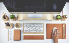 The Grovemade Desk Collection - Design Milk