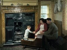 vintage everyday: 26 Enchanting Color Photographs That Show What Life Was Like in Britain from the