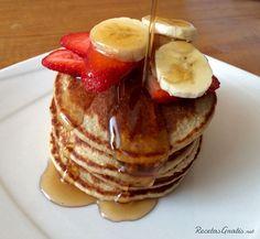 Aprende a preparar tortitas de avena y plátano con esta rica y fácil receta. Los pancakes siempre son una excelente opción para la hora del desayuno y es mucho mejor...