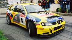 San Remo 2000 - Gardemeister Toni flag Lukander Paavo Seat Sport icon Seat Cordoba WRC Evo3