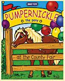 """Breyer """"Pumpernickle The Pony at the County Fair"""" Coloring Book. - www.fortwestern.com"""