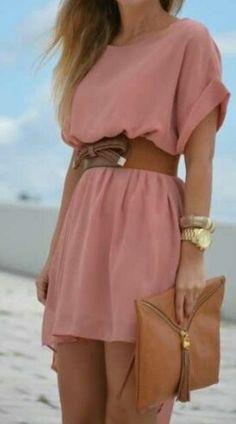 Leuk zomer jurkje
