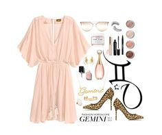 """""""Girly chic Gemini"""" by blueeyed-dreamer ❤ liked on Polyvore featuring Belk & Co., Christian Dior, Quay, Topshop, Terre Mère, Trish McEvoy, Marc Jacobs, Stella & Dot, Chanel and Herbivore"""