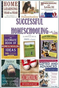 9 Books For Successful Homeschooling. There's always something new to learn about it, ideas to gather, theories to read up on, and fun to be had. Home Education Uk, How To Start Homeschooling, Live Long, Learn To Read, Learning Activities, Curriculum, Stress, Castle, Teacher