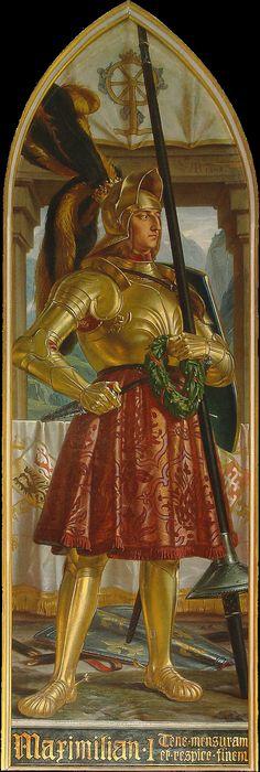 Roman Armor, Arm Armor, Medieval Armor, Medieval Fantasy, Knight Drawing, Maximilian I, Holy Roman Empire, Knight In Shining Armor, Epic Art
