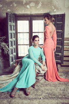 Martin berrocal Elegante vestido Elegant dress