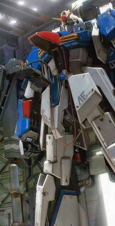 Z Plan & Aneheim Mechanics - Robot Illustration, Zeta Gundam, Gundam Mobile Suit, Gundam Art, Mecha Anime, Futuristic Art, Gundam Model, Plastic Models, Book Art