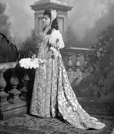 Madame (later Baroness) von André, née Mary Alice Palmer, later Baroness Wedel Jarlsberg as Desdemona (Devonshire House Ball, 1897)
