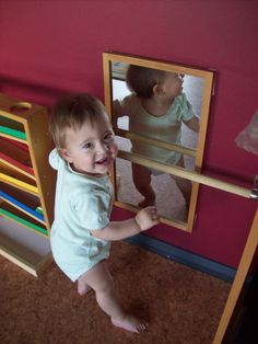 Montessori for Baby month by month