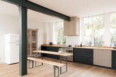 Sebastian Cox Kitchen in Clerkenwell | Remodelista