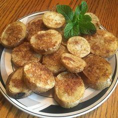 Oven Roasted Parmesan Potatoes