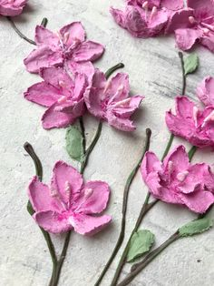 Wall Painting Decor, Sculpture Painting, Wall Art Decor, Plaster Crafts, Plaster Art, Ceramic Flowers, Clay Flowers, Texture Art, Texture Painting