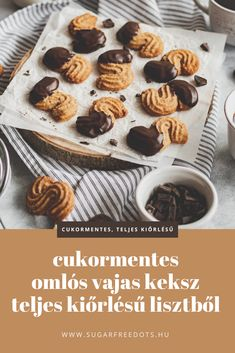 Diabetic Recipes, Diet Recipes, Healthy Recipes, Cukor, Sugar Free, Muffin, Paleo, Low Carb, Snacks