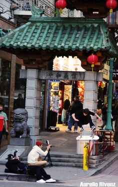 Chinatown flip