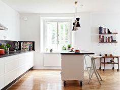 Apartment in Sweden with Stunning Windows ♥ Апартамент в Швеция с прекрасни прозорци | 79 Ideas