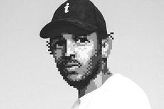 Kendrick Lamar - Daily Sketch #pixelartby@joojaebum #via @hypebeast…