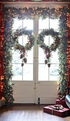 21 beautiful christmas decorating ideas on a budget 00016 * kebun.