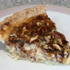 Pineapple Pecan Pie Allrecipes.com