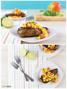Hawaiian chicken, Pineapple salsa and Chicken tacos on Pinterest