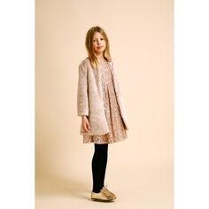 #ilovegorgeous faves Leli Coat - Mushroom - Girls Coats - Girls
