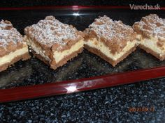 Tiramisu, Ale, French Toast, Sweet Tooth, Yummy Food, Sweets, Baking, Breakfast, Ethnic Recipes