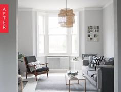 My living room makeover – painted white floors and light grey walls - cate st hill White Living Room Set, Grey Walls Living Room, White Rooms, Living Room Paint, Living Room Colors, Rugs In Living Room, Living Room Decor, Grey Room, Living Room Ideas 2018