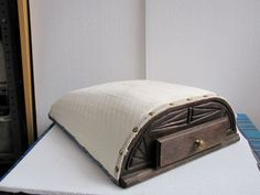 old style Flemish pillow