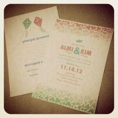 Vintage Invitations  Photo By Alim Ilagan-Atienza