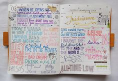 Wreck the journal