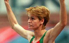 Women's High Jump World Record – Stefka Kostadinova 2.09