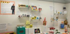 Toys of the 1960s in Gotta Have It! Iconic Toys from Past Decades at The National Museum of Toys and Miniatures.