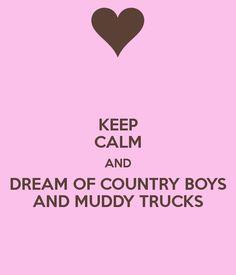 country boys  muddy trucks