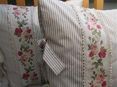 Yastık minderleri - Country Style, Tea Rose
