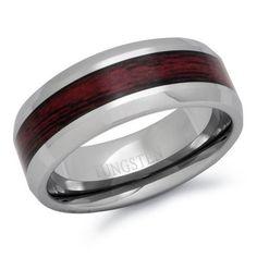 8mm Mens Tungten Wedding Band with Wood Inlay Sizes 8 to 12 Kriskate & Co., http://www.amazon.com/dp/B003X5XWZ4/ref=cm_sw_r_pi_dp_5znmrb1KVG2BA