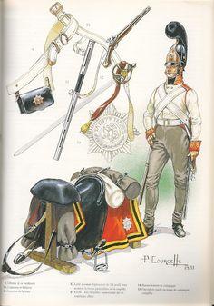 Guard Cavalry 1803-08