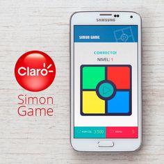 Claro - Simon Game