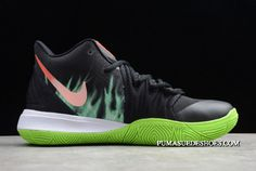 Outlet Nike Kyrie 5 EP Wildfire Color Matching AO2919-021 Kyrie 5, Nike Kyrie, Puma Suede, Outlet Nike, Air Jordan, Pumas Shoes, Retro, Shoe Sale, Latest Fashion