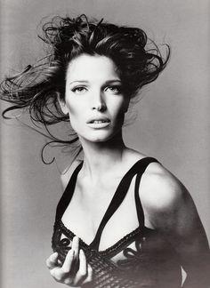 Versace 1993 by Richard Avedon - Stephanie Seymour