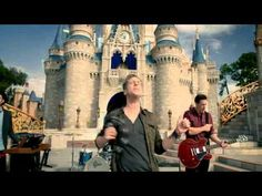 OneRepublic Makes Memories At Walt Disney World Resort In Music Video - Good Life  I know it's old but I always loved this!