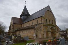Église de l'Assomption-de-la-Vierge te Droyes (Haute-Marne 51)